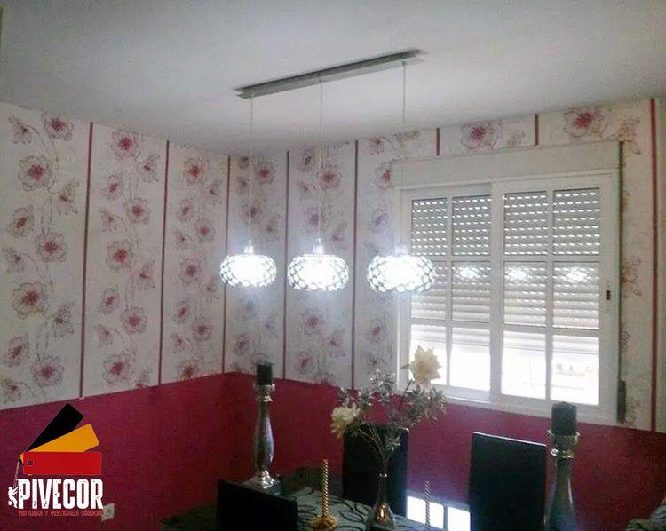 Decoración y pintura de interiores en Córdoba - Pivecor